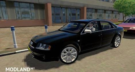 Audi RS6 2003 [1.2.5]
